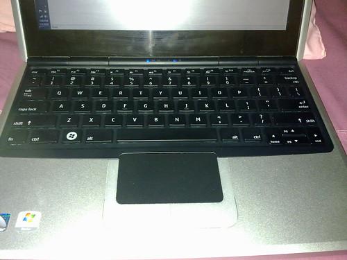 American keyboard! #booklet3g