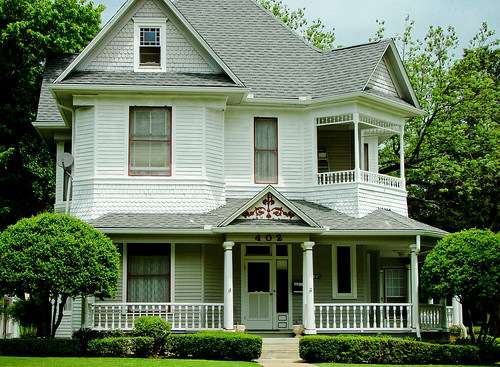 Light Gray Victorian