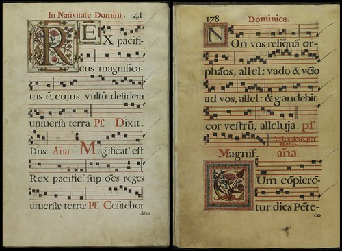 Spanish Antiphoner