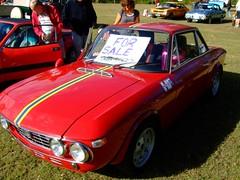 DSCF9084 (Fiat Car Club QLD) Tags: car club fiat sportscar mcleans classicsportscar fccq