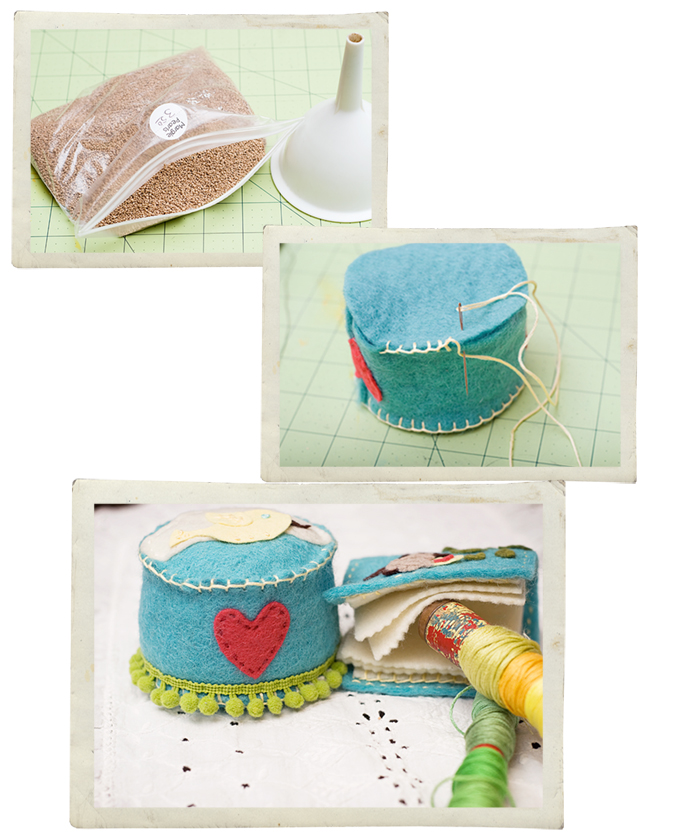 pincushion and needle book for blog 2