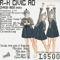 R-K CIVIC AO