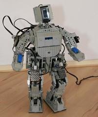 LegoAsimo model 3