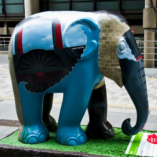 Elephant Parade 196 Izzy-1 by Tristan27