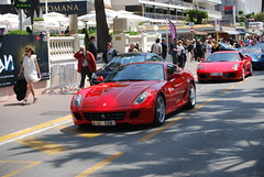 Ferrari - Cannes Film Festival 2010 (jamiejohndavies) Tags: red france crimson rouge ferrari supercar filmfestival brightred 2010 darkred cannesfilmfestival bloodred ferrarired teamferrari newferrari redcarpetcannes ferrari2010 cannes2010 filmfestival2010 cannesfilmfestival2010 cannesferrari