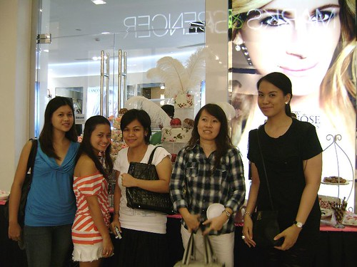 lancome manila, makeup workshop