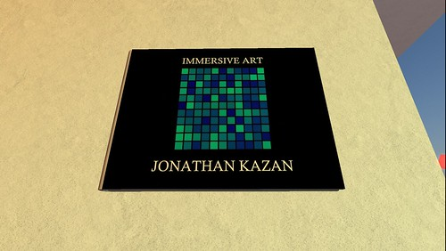 jonathan kazan at life art gallery