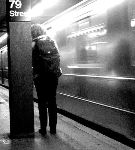DAY 366: SUBWAY BACKPACK