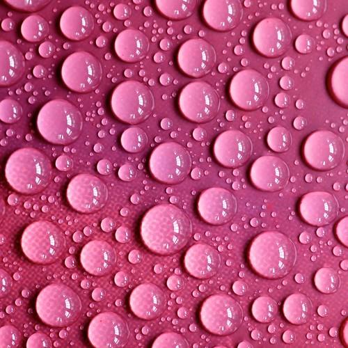 フリー写真素材, テクスチャ・背景, 水・氷, 雫・水滴, ピンク,