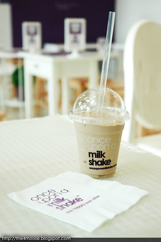 Once Upon a Milkshake - Spooky Mocha