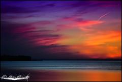 Painted skies. (Revolution Imaging) Tags: sunset nikon lakeontario nikkor grimsby d90 18105mmvr johnlatimerphotography
