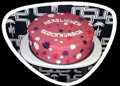 Blmchen- Torte (Tortenwahn) Tags: marzipan fondant gebck ss buttercreme motivtorte mottotorte mottotorten