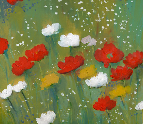 Creative Thursday's Paris Poppies