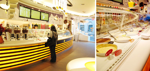 Rice to Riches interior