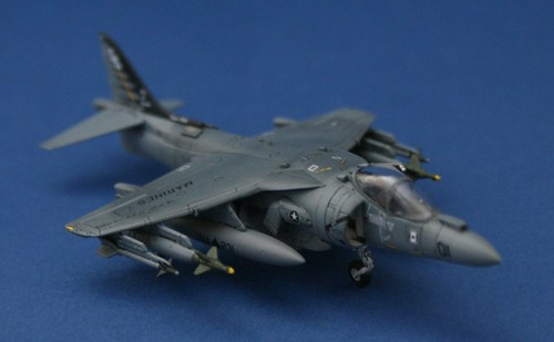 "Revell 1/144 AV-8B Harrier II plus - ""Ace of Spades"" - 1"