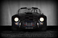 AC Cobra Superformance (Thomas van Rooij) Tags: lighting light wallpaper black color reflection car contrast dark photography grey design nikon exposure cobra power photoshoot sh