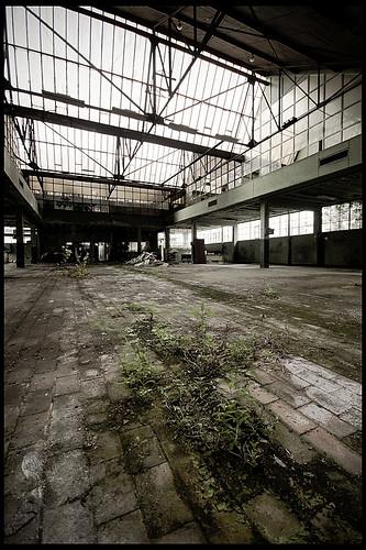 L'usine de V