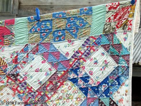Vintage Quilts 1
