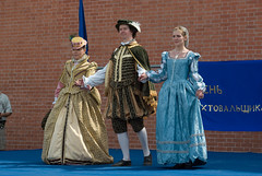 """""""Allegrezza d'Amore"""" on """"Fencer's Day"""""""