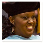 Doctoral student overcomes odds to earn degree