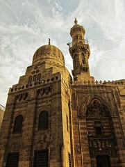 Masjid Emir Qanibay مسجد الأمير قانباي / Cairo / Egypt - 21 05 2010 (Ahmed Al.Badawy) Tags: architecture 21 shots 05 egypt mosque architect cairo ahmed emir islamic 2010 the badawy beddo qanibay albadawy