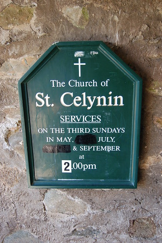 St Celynin Conwy May 10 1