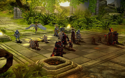 Battle Vs Chess Screenshot 3D