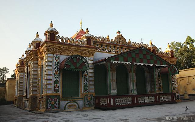 Krishna temple -Dinajpur Rajbari