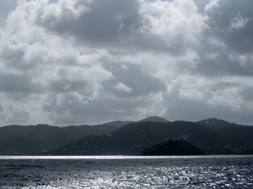 Ferry back to Tortola