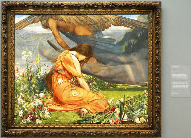 Amoret in the Garden of Adonis