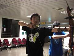 陽明射箭社2010/05/28(8)