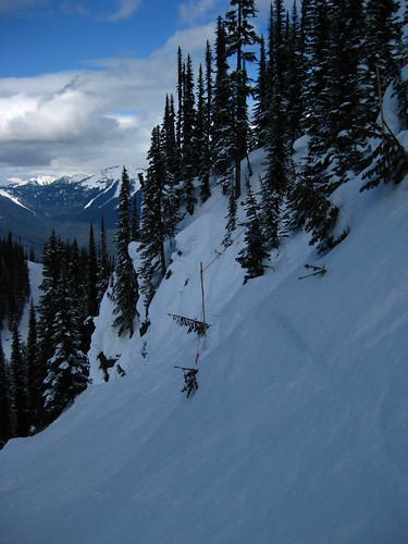 Revelstoke North Bowl