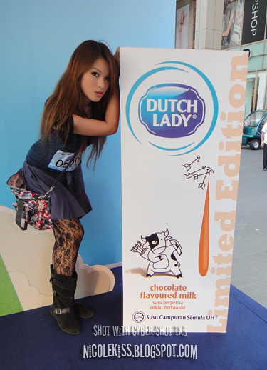 my fav limited edition dutch lady milk pack