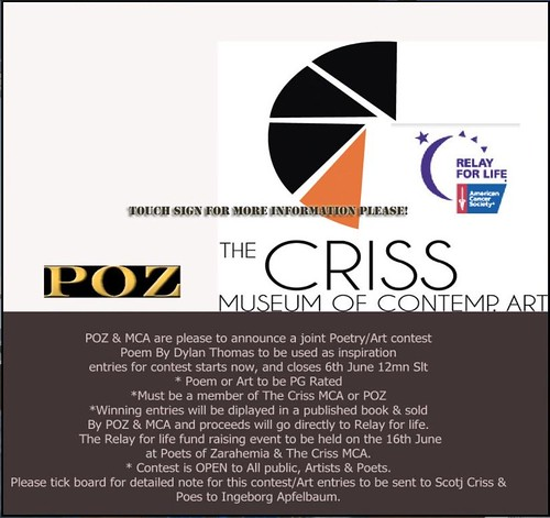the criss upcoming events