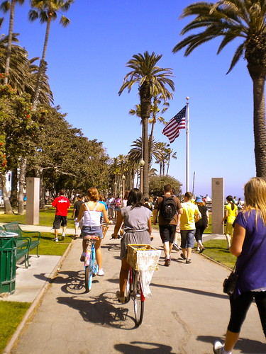 Cycle Chic Sunday! Santa Monica