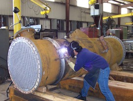 "Three-day Emergency Fabrication of a 40"" I.D., Clamp Shell Expansion Joint for a Chemical Plant in Texas"