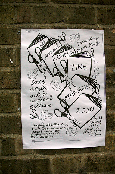 london zine symposium 2010