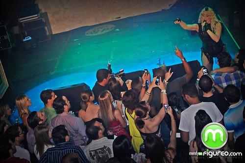 Madonna en Hard Rock Cafe2