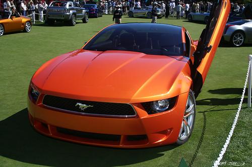 Ford Mustang Giugiaro Concept Fv