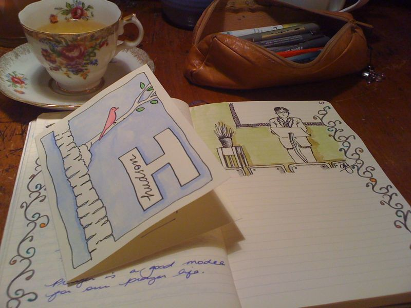 23-2010 // card and sketch