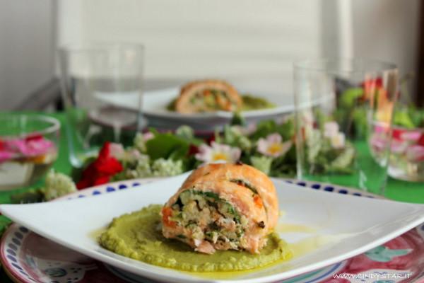 arrosto di pesce - piatto principale