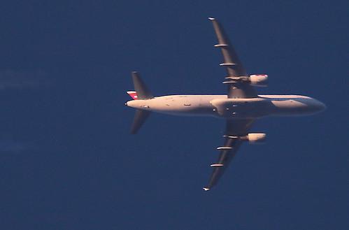 Swiss A320 HB-IJK