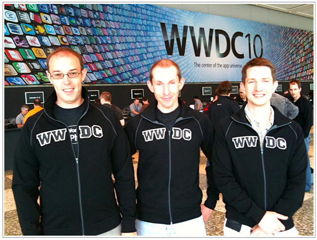 Belgian Dev Team WWDC 2010