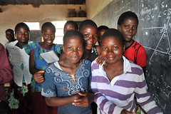 4f. Girls make up 30% of enrolments