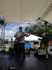 Bill Ritter at Med Flory Jazz & Blues Fest