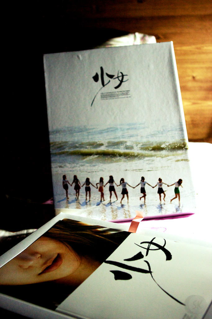 Girls Generation (????) First Photobook