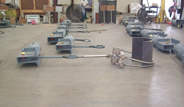 Custom Pipe Support Assemblies For An Oil Refinery In Mexico