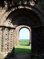Lilleshaw arches (arlechinna) Tags: abbey ruins arches telford lilleshaw