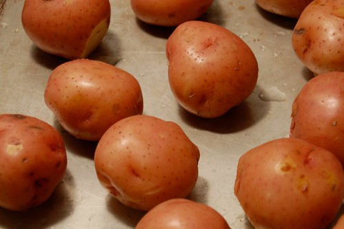 Potatoes, boiled