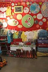 The Farm Chicks Show Wanderlux (All Things Artsy) Tags: colorful spokane bright setup craftfair antiqueshow thefarmchicks